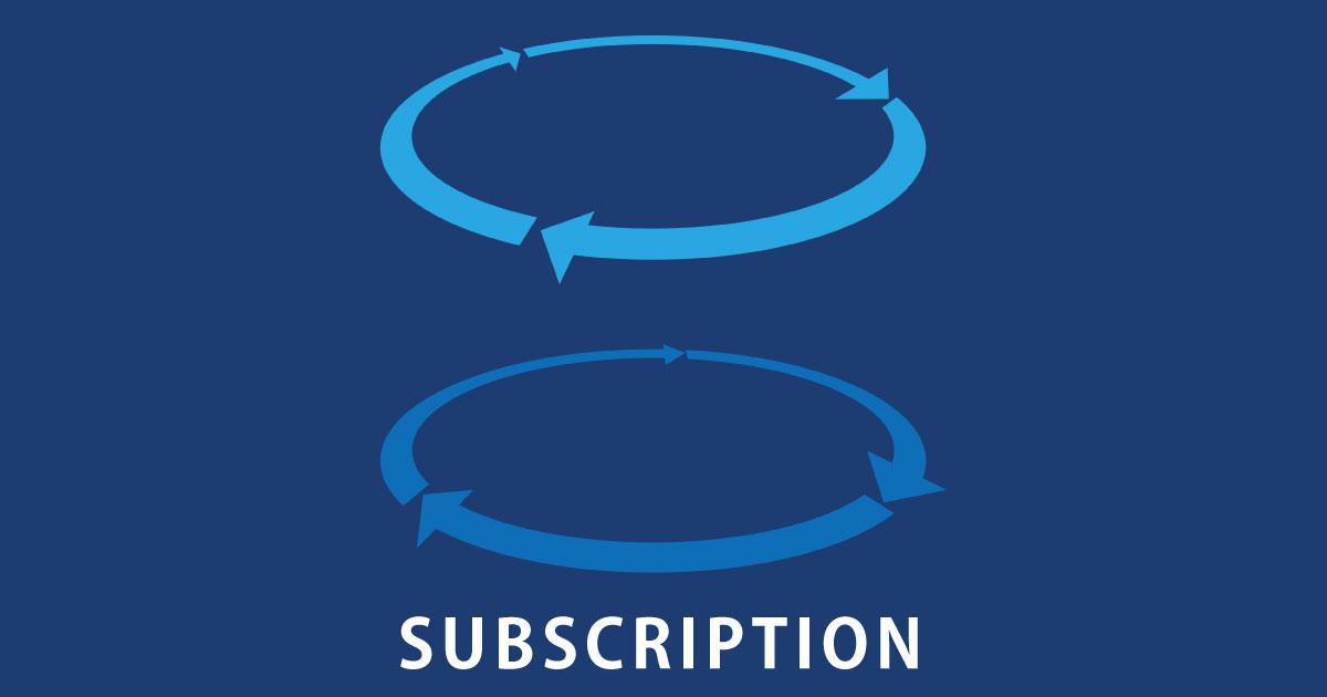 オンラインサロン,サブスクリプション等の会費を簡単決済で集金